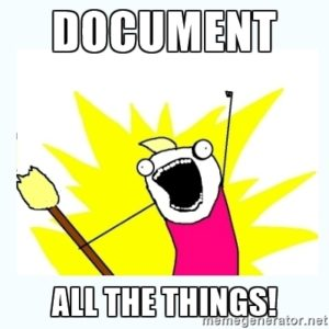 document-all-the-things